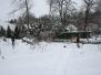 Vermessen im Winter 2010